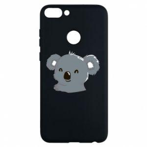 Etui na Huawei P Smart Koala - PrintSalon