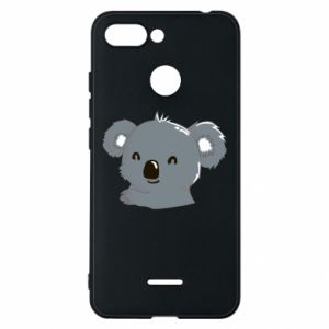 Etui na Xiaomi Redmi 6 Koala - PrintSalon