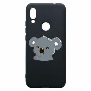 Etui na Xiaomi Redmi 7 Koala - PrintSalon