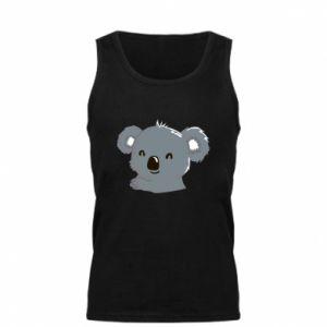 Męska koszulka Koala - PrintSalon