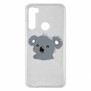 Xiaomi Redmi Note 8 Case Koala
