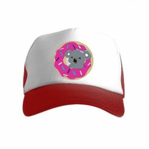Kid's Trucker Hat Koala