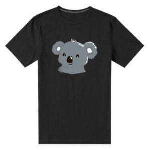 Męska premium koszulka Koala