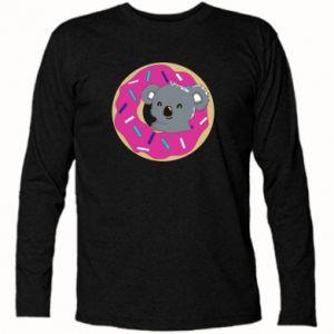 Koszulka z długim rękawem Koala
