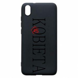 Etui na Xiaomi Redmi 7A Kobieta