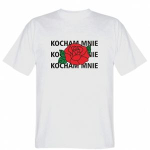 Koszulka Kochaj mnie
