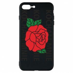 Etui na iPhone 7 Plus Kochaj mnie