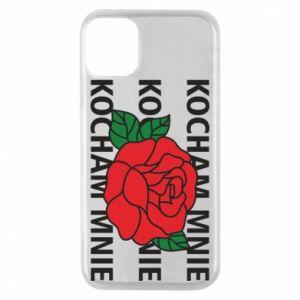 Etui na iPhone 11 Pro Kochaj mnie