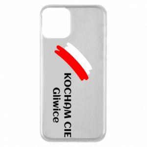 Etui na iPhone 11 Kocham cię Gliwice