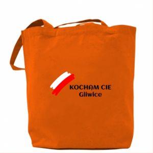 Torba Kocham cię Gliwice