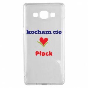 Samsung A5 2015 Case I love you Plock
