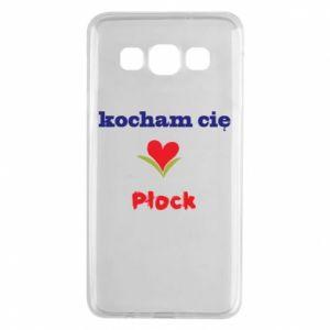 Samsung A3 2015 Case I love you Plock