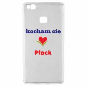 Huawei P9 Lite Case I love you Plock