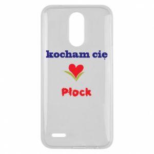 Lg K10 2017 Case I love you Plock