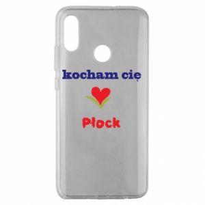 Huawei Honor 10 Lite Case I love you Plock