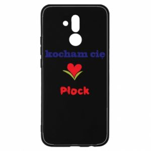 Huawei Mate 20Lite Case I love you Plock