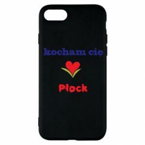 iPhone SE 2020 Case I love you Plock