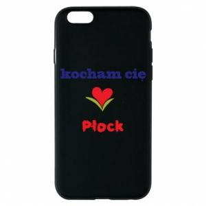 Phone case for iPhone 6/6S I love you Plock
