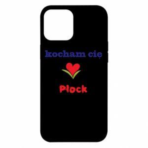 iPhone 12 Pro Max Case I love you Plock