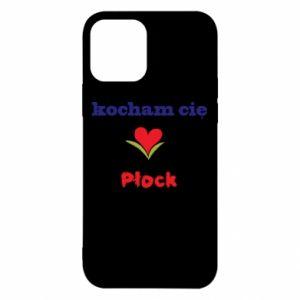 iPhone 12/12 Pro Case I love you Plock
