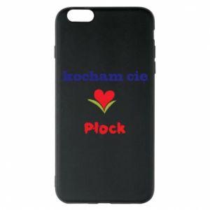 iPhone 6 Plus/6S Plus Case I love you Plock