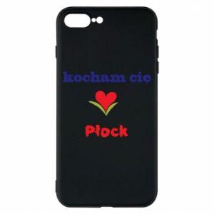 iPhone 8 Plus Case I love you Plock