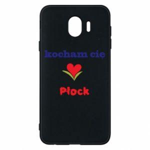 Samsung J4 Case I love you Plock