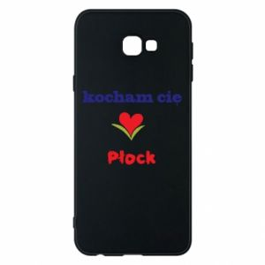 Phone case for Samsung J4 Plus 2018 I love you Plock
