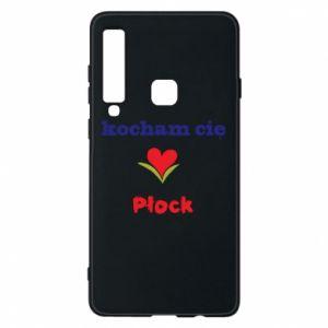 Samsung A9 2018 Case I love you Plock