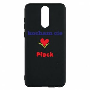Phone case for Huawei Mate 10 Lite I love you Plock