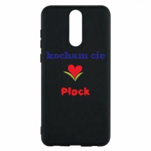 Huawei Mate 10 Lite Case I love you Plock