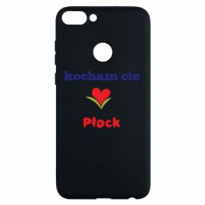 Phone case for Huawei P Smart I love you Plock