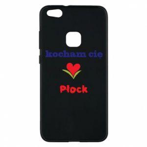Huawei P10 Lite Case I love you Plock