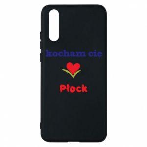 Huawei P20 Case I love you Plock