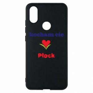 Xiaomi Mi A2 Case I love you Plock