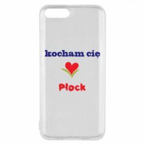 Xiaomi Mi6 Case I love you Plock