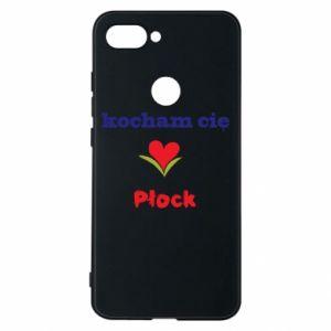 Xiaomi Mi8 Lite Case I love you Plock