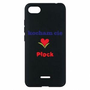 Xiaomi Redmi 6A Case I love you Plock