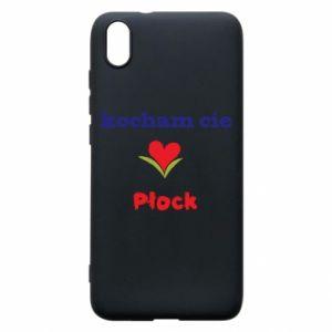 Xiaomi Redmi 7A Case I love you Plock