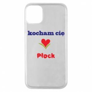 iPhone 11 Pro Case I love you Plock