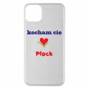 iPhone 11 Pro Max Case I love you Plock