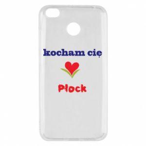 Xiaomi Redmi 4X Case I love you Plock