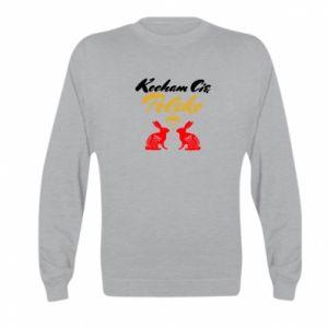 Bluza dziecięca Kocham Cię Polsko