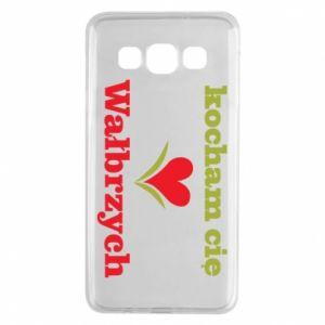 Samsung A3 2015 Case I love you Walbrzych