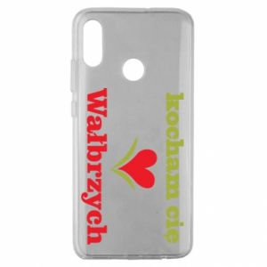 Huawei Honor 10 Lite Case I love you Walbrzych