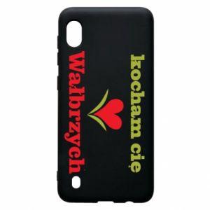 Samsung A10 Case I love you Walbrzych