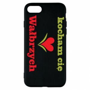 iPhone SE 2020 Case I love you Walbrzych