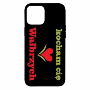 iPhone 12 Pro Max Case I love you Walbrzych