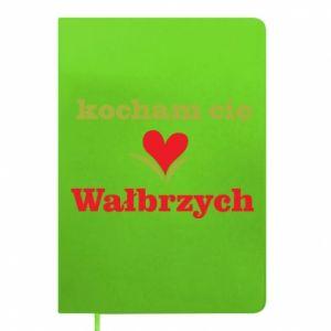 Notes Kocham cię Wałbrzych
