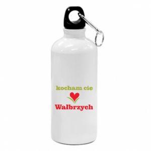 Water bottle I love you Walbrzych